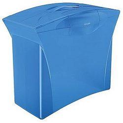 Walizeczka na teczki zawieszane ESSELTE Europost VIVIDA, niebieska 623983