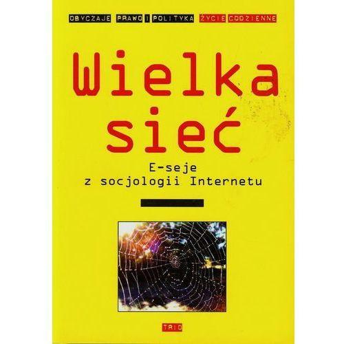 Książki popularnonaukowe, Wielka sieć E-seje z socjologii Internetu - Praca zbiorowa