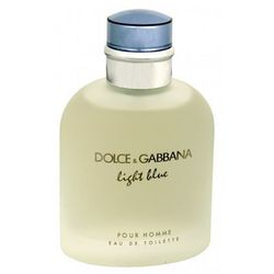 Dolce & Gabbana Light Blue pour Homme, Woda toaletowa – Tester, 125ml