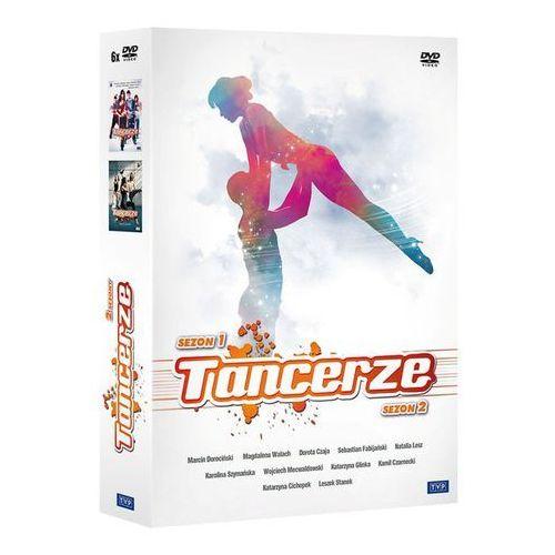 Seriale i programy TV, Tancerze.Serie 1-2 (6 DVD) (Płyta DVD)