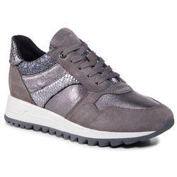 Sneakersy GEOX - D Tabelya A D04AQA 0Y222 C9F1G Dk Grey/Gun