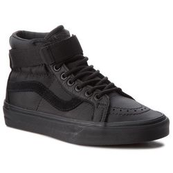 Sneakersy VANS - Sk8-Hi Reissue VN0A3QY2UB4 (Leather) Ballistic/Black