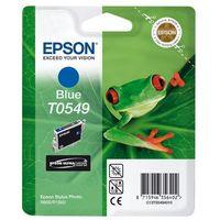 Tonery i bębny, Epson oryginalny ink C13T054940, blue, 400s, 13ml, Epson Stylus Photo R800, R1800