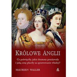 Królowe Anglii - Waller Maureen (opr. miękka)