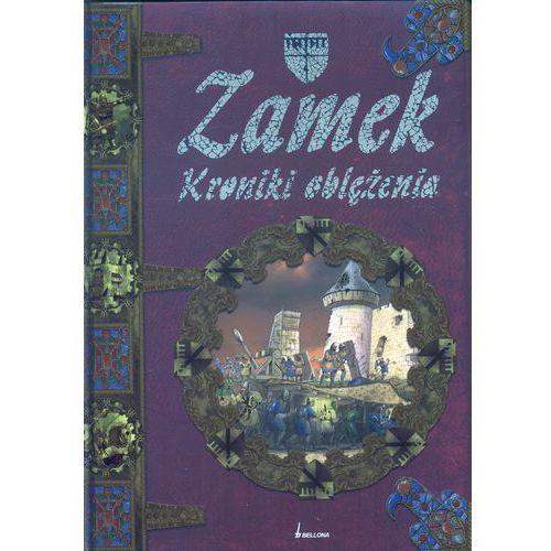 Książki dla dzieci, Zamek (opr. twarda)