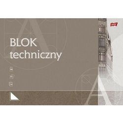 Blok techniczny A3 [10 szt.]