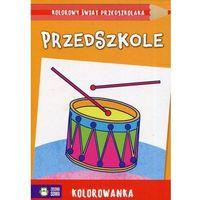 Literatura młodzieżowa, Przedszkole Kolorowy świat przedszkolaka. Darmowy odbiór w niemal 100 księgarniach!