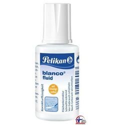 Korektor PELIKAN w butelce BLANCO FLUID 20ml 338590