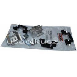 Zestaw montażowy tylnych klocków D792 Chevrolet Astro 2003-2005