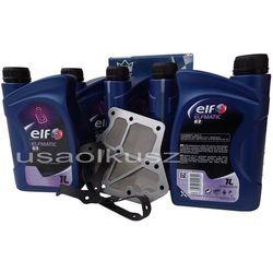 Filtr oraz olej ELF ATF-III automatycznej skrzyni biegów Nissan Altima 2,4 1993-1997