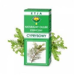 CYPRYS - Olejek eteryczny ETJA 10 ml