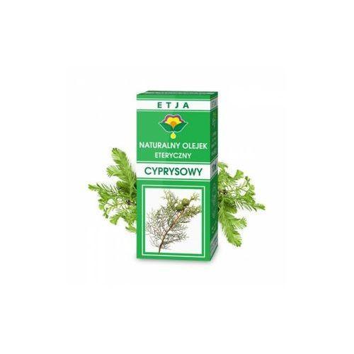 Olejki zapachowe, CYPRYS - Olejek eteryczny ETJA 10 ml