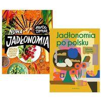 Pozostałe książki, PAKIET Jadłonomia po polsku + Nowa Jadłonomia