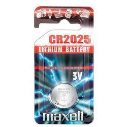 bateria litowa Maxell CR2025 (blister 1szt)