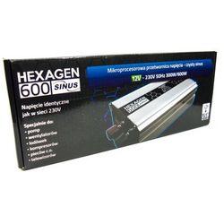 Przetwornica HEX SINUS 800 12 V