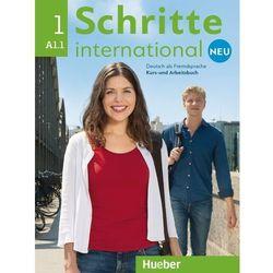 Schritte International Neu 1 (A1.1). Podręcznik + Ćwiczenia + CD (opr. miękka)