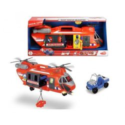 Duży helikopter ratunkowy, 56 cm