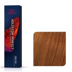 Wella Koleston Perfect ME+ | Trwała farba do włosów 7/34 60ml