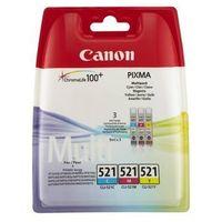 Tusze do drukarek, Canon ColorPack CLI521 CLI-521CMY