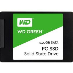 WD Green SSD 240GB SATA III 6Gb/ s 2,5Inch 7mm Bulk