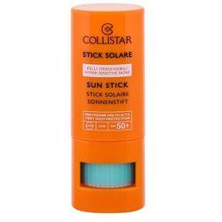 Collistar Sun Protection kuracja miejscowa chroniąca przed słońcem SPF 50+ Sun Stick Maximum Protection 8 ml