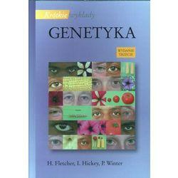 Krótkie wykłady Genetyka (opr. miękka)