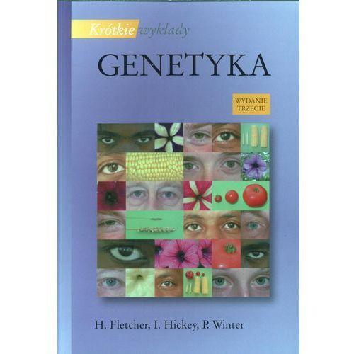 Biologia, Krótkie wykłady Genetyka (opr. miękka)