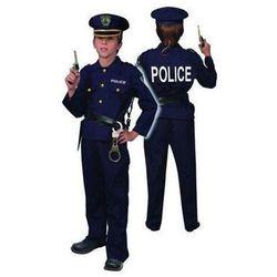 Kostium Policjant amerykański - L - 128 cm