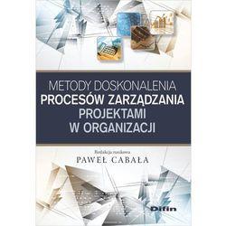 Metody doskonalenia procesów zarządzania projektami w organizacji (opr. miękka)