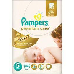 Pampers Pieluchy Premium Care VP 5 Junior 44 szt/ DARMOWY TRANSPORT DLA ZAMÓWIEŃ OD 99 zł