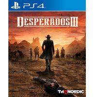 Gry PS4, Gra PS4 Desperados III