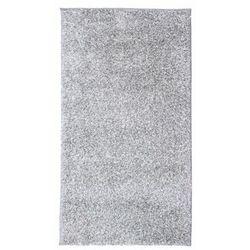 Dywan shaggy EVO melanż szaro-biały 50 x 90 cm