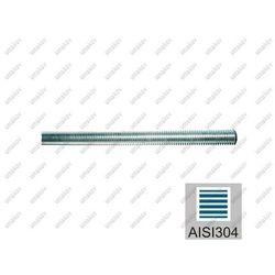 Pręt gwintowany ze stali nierdzewnej,AISI304, M8