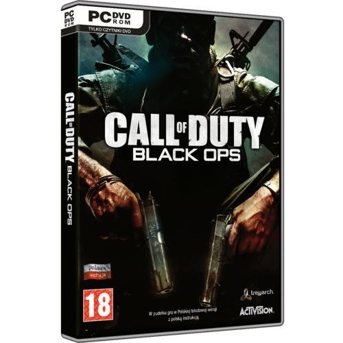 Gry PC, Call of Duty Black Ops (PC)