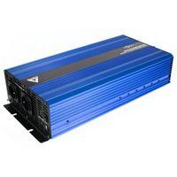 Przetwornice samochodowe, Przetwornica napięcia 12 VDC / 230 VAC SINUS IPS-6000S 6000W