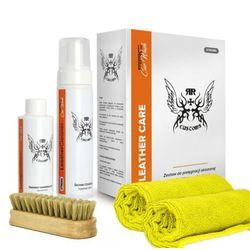 RRC Zestaw Leather Cleaner STRONG BOX do czyszczenia skór