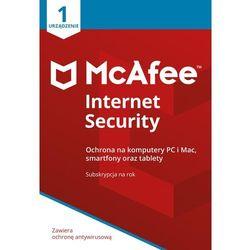 Program MCAFFE Internet Security 2018