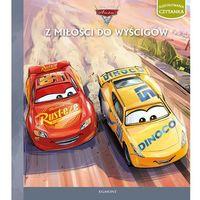 Książki dla dzieci, AUTA Z MIŁOŚCI DO WYŚCIGÓW ILUSTROWANA CZYTANKA
