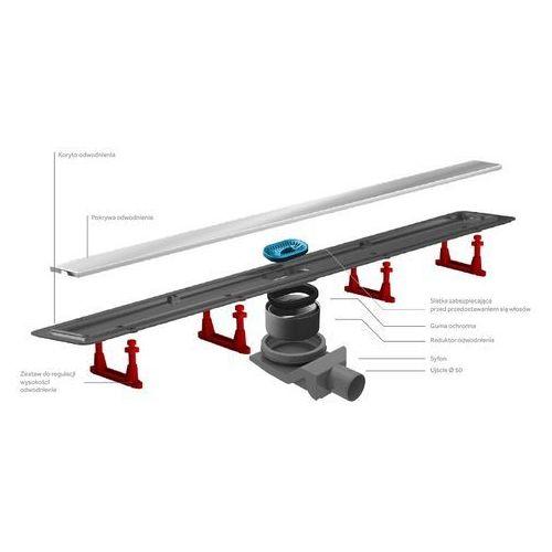 Pozostałe artykuły hydrauliczne, Odpływ liniowy Confluo PRIMO LINE 750 mm