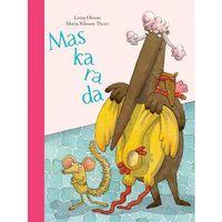 """Książki dla dzieci, Książka """"Maskarada"""" wydawnictwo Zakamarki 9788377761601 (opr. twarda)"""