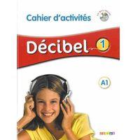 Książki do nauki języka, Decibel 1 Ćwiczenia + CD MP3 - Wysyłka od 3,99 - porównuj ceny z wysyłką (opr. miękka)