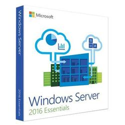 Windows Server 2016 Essentials 32/64 bit