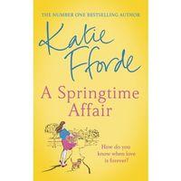 Książki do nauki języka, A Springtime Affair - Fforde Katie - książka (opr. miękka)
