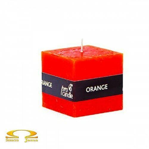 Świeczki, Pro Candle POMARAŃCZA, świeczka zapachowa