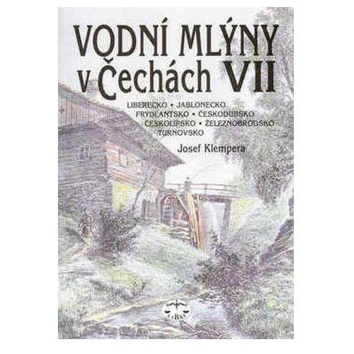 Pozostałe książki, Vodní mlýny v Čechách VII. Josef Klempera