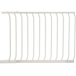 Rozszerzenie bramki DREAMBABY bezpieczeństwa 1m (wys. 75cm) Biały + DARMOWY TRANSPORT!