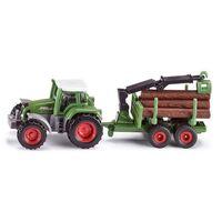 Traktory dla dzieci, Siku, model Traktor z przyczepą