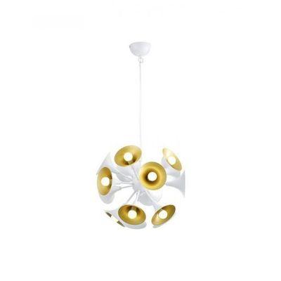 Lampa Wisząca Trio Leuchten ORCHESTRA Biały, 15 punktowe Nowoczesny Obszar wewnętrzny ORCHESTRA Czas dostawy: od 3 6 dni roboczych