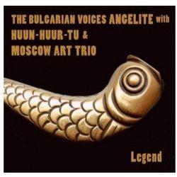 The Bulgarian Voices Angelite, Huun Huur Tu, Moscow Art Trio - Legend