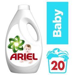Ariel® Baby - Płyn do Prania Ubranek dla Dzieci | 20 Prań - 1,3 l.